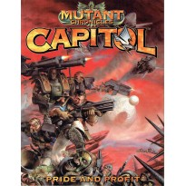 Mutant Chronicles - Capitol (jeu de rôle en VO) 001