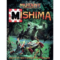 Mutant Chronicles - Mishima (jeu de rôle en VO)