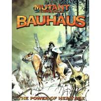 Mutant Chronicles - Bauhaus (jeu de rôle en VO)
