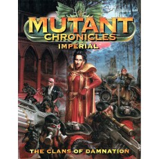 Mutant Chronicles - Imperial (jeu de rôle en VO)