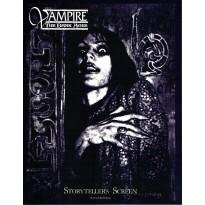 Vampire The Dark Ages - Storytellers Screen (jdr en VO) 001