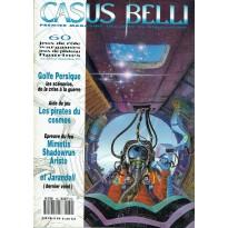 Casus Belli N° 60 (magazine de jeux de rôle) 004
