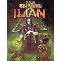 Mutant Chronicles - Ilian (jeu de rôle en VO)