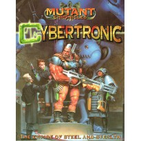 Mutant Chronicles - Cybertronic (jeu de rôle en VO)