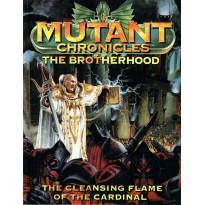 Mutant Chronicles - The Brotherhood (jeu de rôle en VO) 001