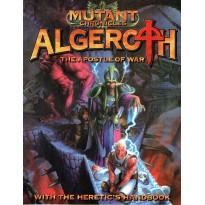 Mutant Chronicles - Algeroth (jeu de rôle en VO)