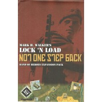 Not one step back - Band of Heroes Expansion Pack (wargame Lock'N'Load) 002