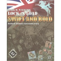Swift and Bold - Band of Heroes Expansion Pack (wargame Lock'N'Load) 001