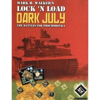Dark July - Band of Heroes Expansion Pack (wargame Lock'N'Load) 001