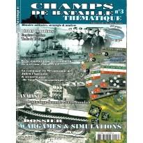 Champs de Bataille - Seconde Guerre Mondiale N° 3 Thématique (Magazine histoire militaire) 001