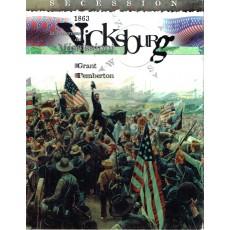 Vicksburg 1863 - La Forteresse du Mississippi (wargame en VF)