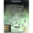 Vicksburg 1863 - La Forteresse du Mississippi (wargame en VF) 002