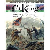 Chickamauga 1863 - La rivière de la Mort (wargame en VF)