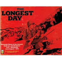 The Longest Day - Edition 1980 (wargame Avalon Hill) 001