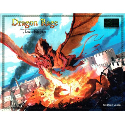 Dragon Rage (wargame en VO de Flatined Games) 002