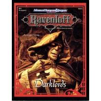 Ravenloft - RR1 Darklords (jeu de rôle AD&D 2ème édition en VO) 001