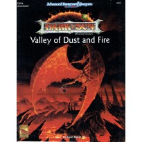 DSR4 Valley of Dust and Fire (Dark Sun - AD&D 2nd édition en VO) 001