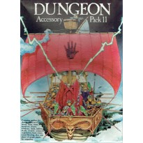 Dungeon Accessory Pack II (plans à découper pour tous jdr)