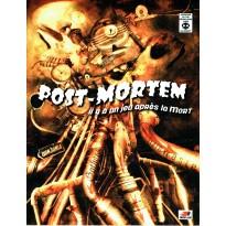 Post-Mortem - Le jeu de rôle (jdr 1ère édition en VF) 001