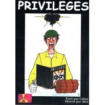 Privilèges - Le jeu de rôle (jdr La Boîte à Polpettes en VF) 001
