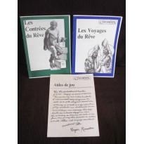 Les Contrées du Rêve - 3 livrets (jdr L'Appel de Cthulhu V1 en VF) 002