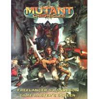 Mutant Chronicles - Ecran & livret (jeu de rôle en VO) 001