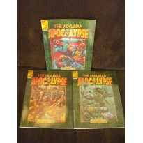 Mutant Chronicles - Lot Trilogie The Venusian Apocalypse (jdr en VO)