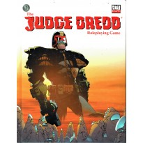 The Judge Dredd Roleplaying Game (jdr d20 System en VO) 001