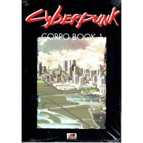 Corpo Book 1 (jdr Cyberpunk 1ère édition en VF) 003