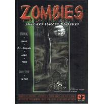 Zombies - Pour des soirées mortelles (livre de règles jdr en VF) 002