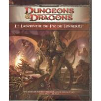 H2 Le Labyrinthe du Pic du Tonnerre (jdr Dungeons & Dragons 4) 003
