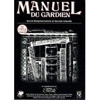 Manuel du Gardien (jdr L'Appel de Cthulhu 5ème édition en VF) 001