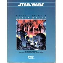 Galaxy Guide 4 - Alien Races (jdr Star Wars D6 en VO) 001