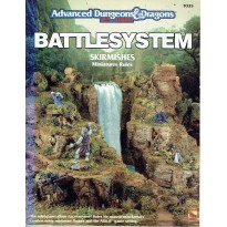 Battlesystem - Skirmishes Miniatures Rules (AD&D 2ème édition en VO) 001