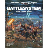Battlesystem - Miniatures Rules (AD&D 2ème édition en VO) 001