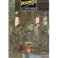 Descartes Le Supplément Volume 4 - Spécial Shadowrun (revue jeux de rôle) 004