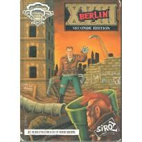 Berlin XVIII - Le jeu de rôle (jdr 2ème édition de Siroz éditions en VF) 001