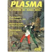 Plasma N° 1 (magazine des jeux de rôles des éditions Siroz) 002