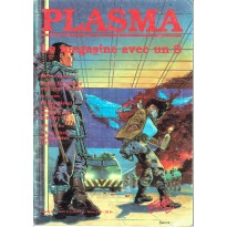 Plasma N° 4 (magazine des jeux de rôles des éditions Siroz) 001