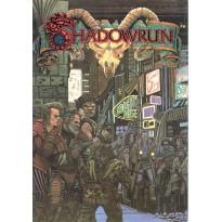 Shadowrun - Ecran seul (jdr 2ème édition en VF) 002