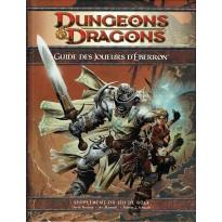 Guide des Joueurs d'Eberron (jdr Dungeons & Dragons 4) 003