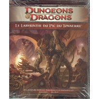 H2 Le Labyrinthe du Pic du Tonnerre (jdr Dungeons & Dragons 4) 004