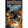 Les Larmes d'Acier (roman Les Royaumes Oubliés en VF) 001