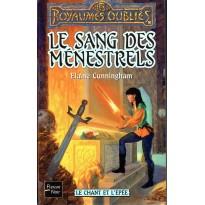 Le Sang des Ménestrels (roman Les Royaumes Oubliés en VF)