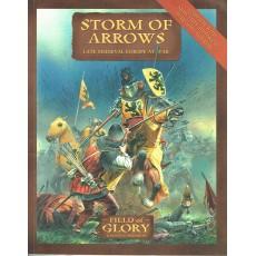 Storm of Arrows - Late Medieval Europe at War (jeu de figurines Field of Glory en VO)