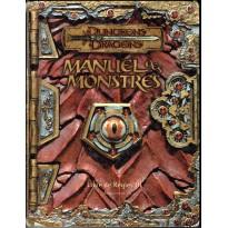 Manuel des Monstres - Livre de Règles III (jdr Dungeons & Dragons 3.0 en VF) 005
