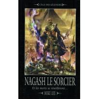 Nagash le Sorcier - L'avènement de Nagash Tome 1 (roman Warhammer en VF)
