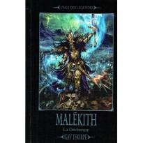 Malékith - La Déchirure Tome 1 (roman Warhammer en VF) 002
