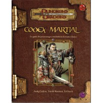 Codex Martial (jdr Dungeons & Dragons 3.5 en VF) 003