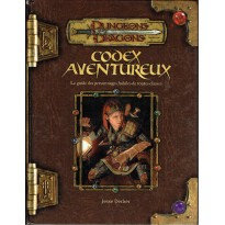 Codex aventureux (jdr Dungeons & Dragons 3.5 en VF) 003